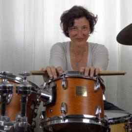 Schlagzeug und Technik