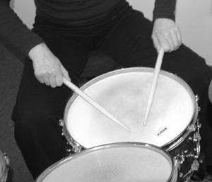 MatchedGrip in Schlagzeug und Technik