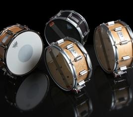 Die kleine Trommel oder Snare Drum