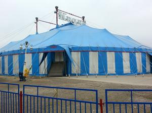Zirkus Krone in Berlin