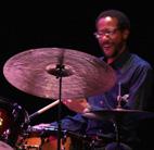 Schlagzeuger Brian Blade