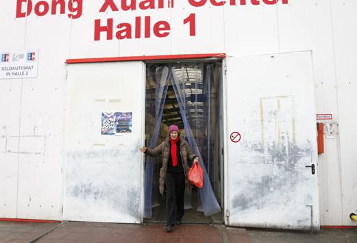 Eingang1 in Der Vietnamesenmarkt in Lichtenberg