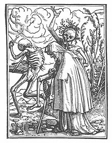 Holbein Danse Macabre in Keyboard Percussion Instrumente