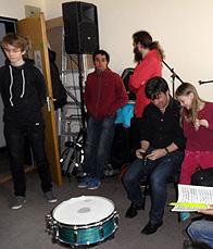 proffessioneller Schlagzeugunterricht