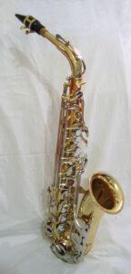 Drums und Saxophon