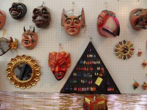 Masken für den karneval
