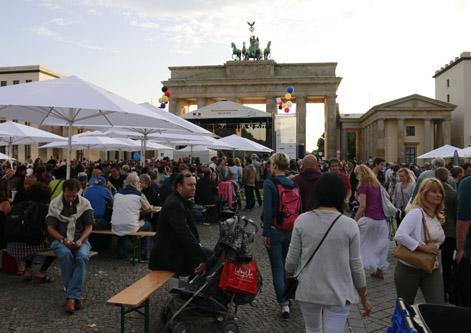 11 in Deutsch-Französisches Fest in Berlin 2015