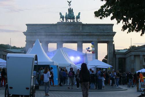 9 in Deutsch-Französisches Fest in Berlin 2015