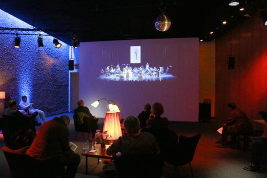 51 in Berliner Jazzfest 2015 am letzten Tag.