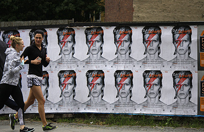 """Impressionen - Ausstellung """"David Bowie"""", Martin Gropius-Bau, 19. Mai 2014, Berlin-Tiergarten"""