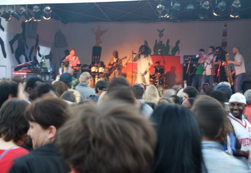 Farafina1 in Karneval Berlin 2016