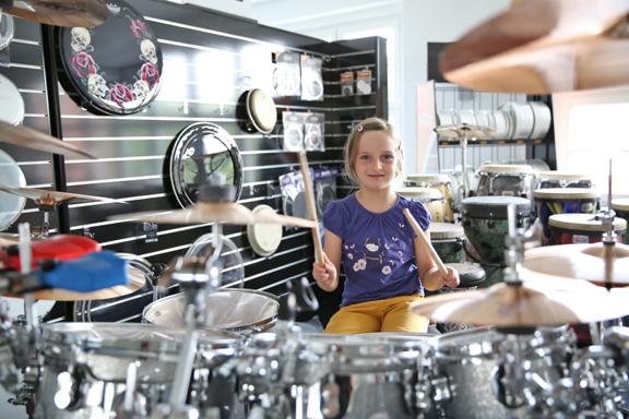 6 in Schlagzeug Basics