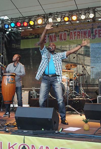 AC3 in Afrochanson in Berlin