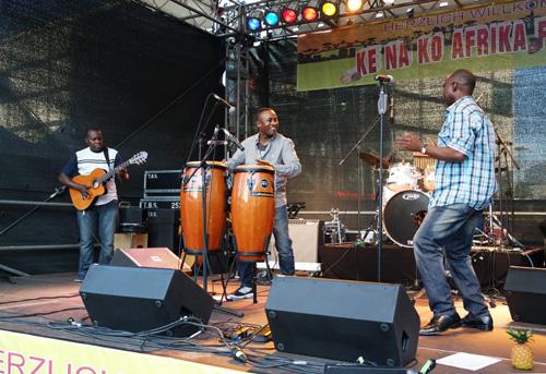 AC4 in Afrochanson in Berlin