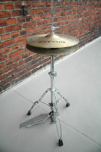 HiHat4 in Open Hi-Hat Schlagzeug-Grooves