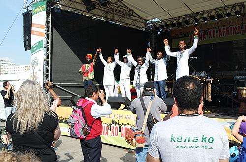 K-3 in KENAKO Festival Berlin 2016 - Abdou Day
