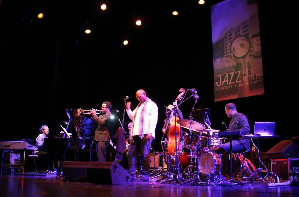 jazzmusic, jazzfestival berlin, 2017