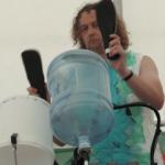 Wasser und Musik