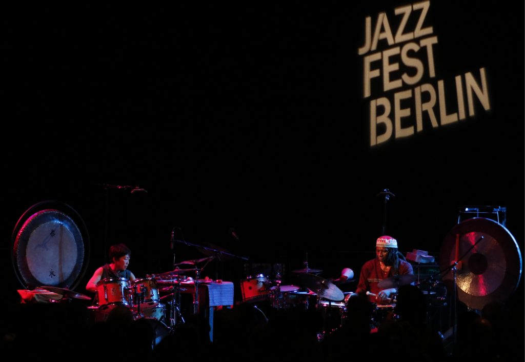 9-Jazzfest18-1024x706 in House of Jazz- Eröffnungstag Jazzfest Berlin 2018
