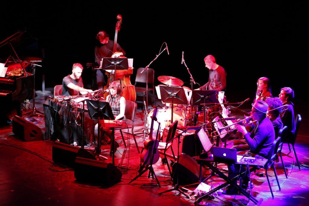 AustralianArtO1-1024x684 in Jazzfest Berlin 2019, Freitag Abend