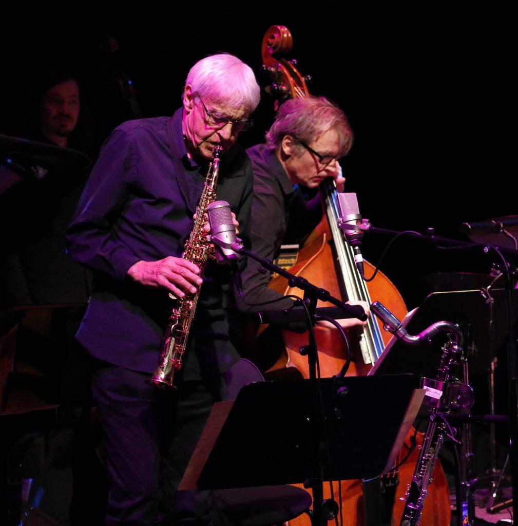 T-MichelPortal1-1009x1024 in Jazzfest Berlin 2019- Samstag Abend